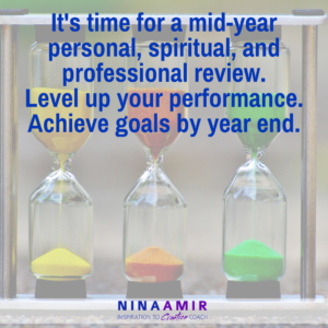 mid-year high performance review