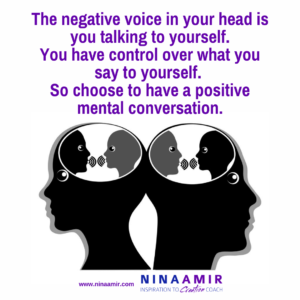 How to Finally Stop Your Constant Negative Mental Chatter