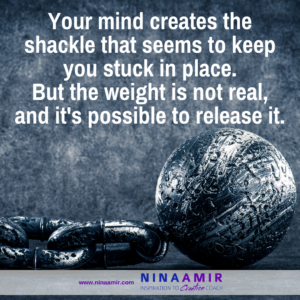 Lose the mental weight that keeps you stuck