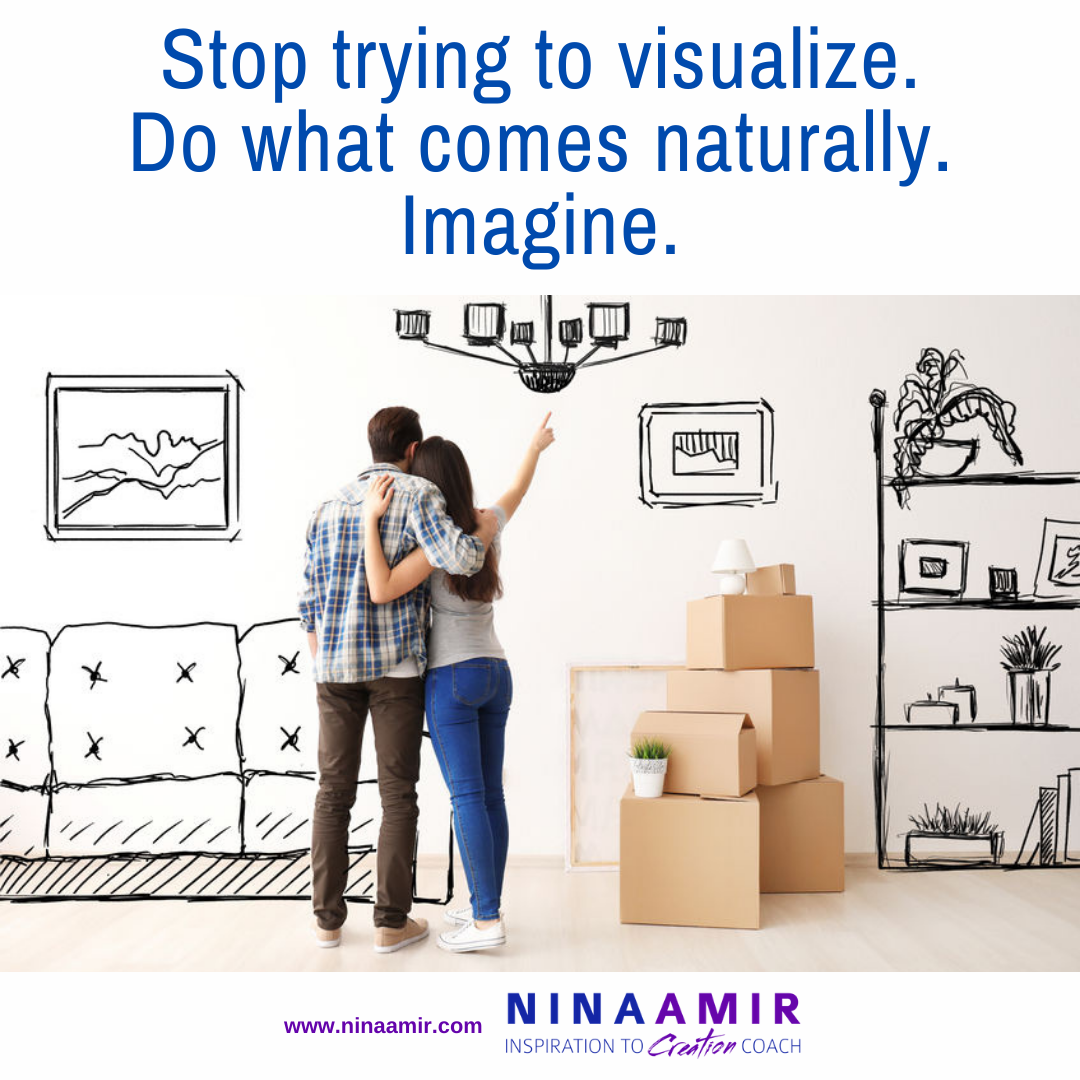 Imagine what you want to create