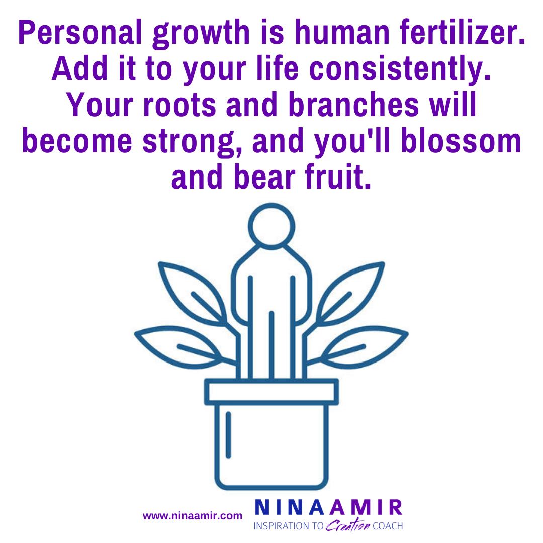 why peronal growth program