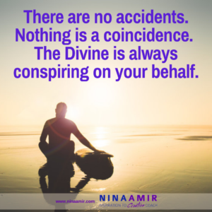 no coincidences or accidents