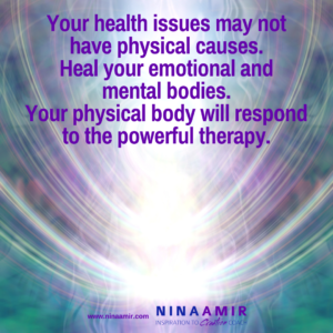 emotional and mental healing